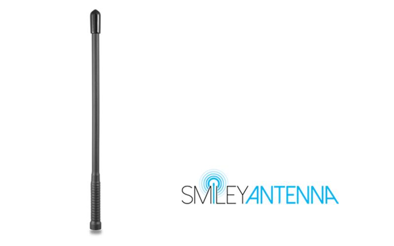 Smiley Antenna 5/8 Slim duck 220 mhz