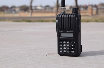 Icom IC-V80: Not a Winner