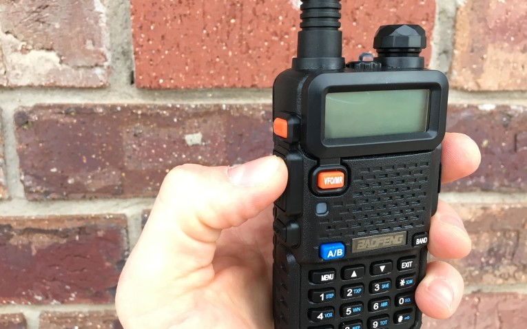 Baofeng UV-5R: the Classic Chinese Handheld – ARTech