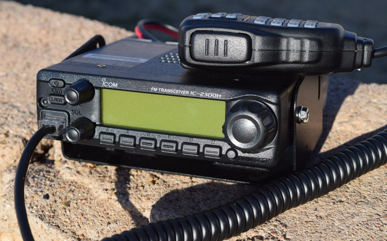 Icom IC-2300H: Function Meets Form – ARTech